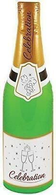** Inflatable Celebration Bottle 73Cm Party Fancy Dress Prop New ** Champagne