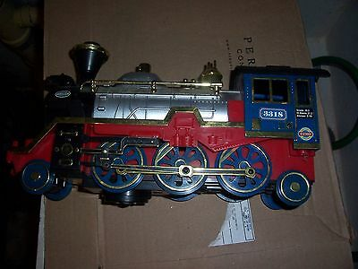 "Echo Locomotive Train Engine Toy 15"" Battery Operated Plastic 3318 Works"