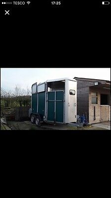 ifor Williams 505 trailer