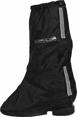 Buffalo Nucleus Waterproof Reflective Motorcycle Motorbike Over Boots 9 10 11 12