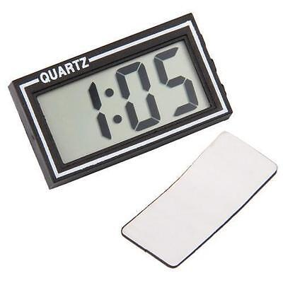 All Ride Jumbo Self Adhesive Lcd Quartz Clock With Date Function *limited Offer*