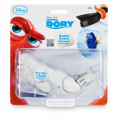 Disney Finding Dory Fish Water Activated Swimming And Talking Toy - Bailey