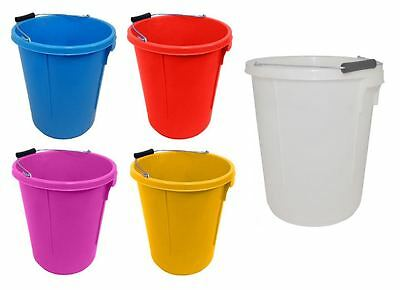 25L Heavy Duty Bucket Ideal For Washing Cars, Cleaning, Plastering, Decorating