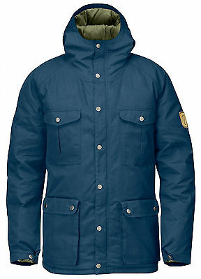 Fjällräven GREENLAND DOWN Jacket W, NEU! Damen, Gr.S, uncle blue, UVP 489,95