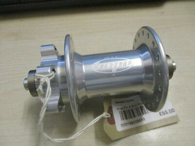 Hope Pro 2 EVO Front Hub 36H Silver New