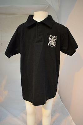 Boys Hull FC Rugby League Polo Shirt Age 5-6 Years  Lot HFC3