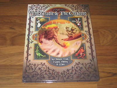 Ars Magica 5th Edition Ars Magica The Cradle & The Crescent HC Atlas Games New