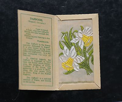 Kensitas Flowers,silk, Number 11,from A Set Of 60,issued 1934, Vgc