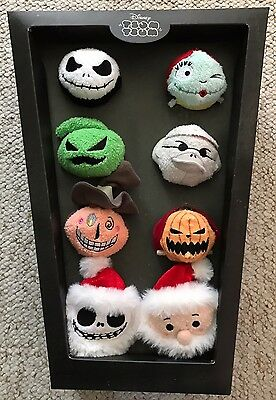 Nightmare Before Christmas Tsum Tsum Box Set Limited Edition Sold Out
