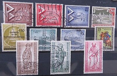 Berlin, gestempeltes Lot ab 1955 (Lot 2)