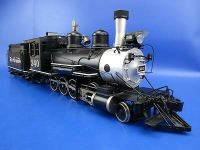 "Accucraft G Scale D&rgw C19 2-8-0 ""340"" Electric"