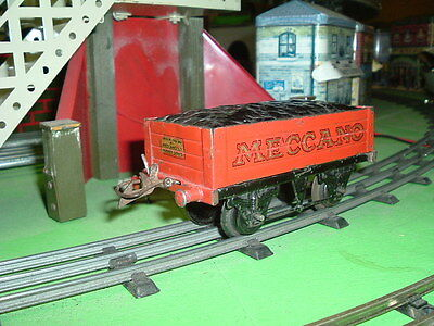 Hornby O gauge coal truck boxed