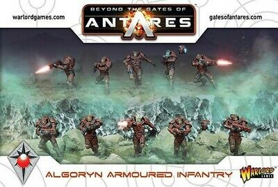 Algoryn Armoured Infantry New Warlord Games