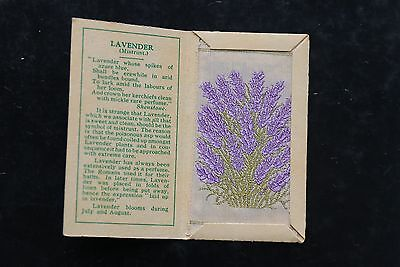 Kensitas Flowers,silk, Number 26,from A Set Of 60,issued 1934, Vgc