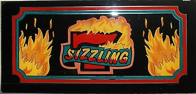 Igt Sizzling 7 Belly Glass
