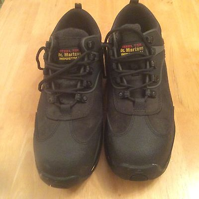 Dr Martens Air Wair Industrial Safety Shoes U.K. 10