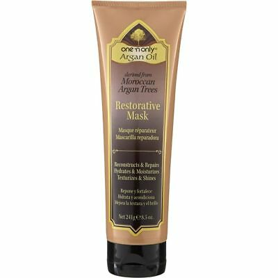 One 'N Only Argan Oil Derived From Moroccan Argan Trees Restorative Mask 8.5 Oz.