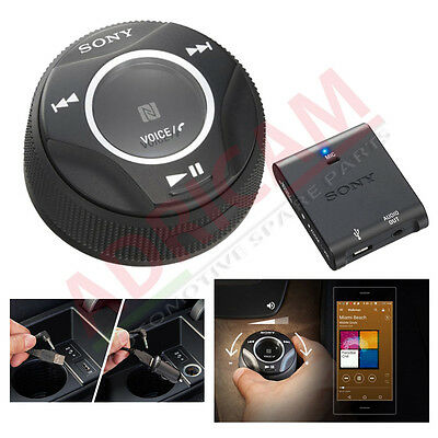 Kit Vivavoce Bluetooth Auto Aux Usb Iphone Android Smartphone Sony Rm-X7Bt
