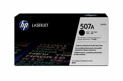 HP Laserjet Toner 507A CE400A In Black
