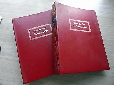 Antique dealers and collectors guide magazines and binders 1970