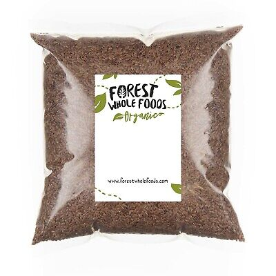 Organic Brown Flaxseed (Linseed) - Forest Whole Foods