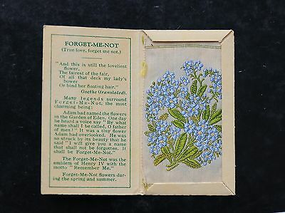 Kensitas Flowers,silk, Number 16,from A Set Of 60,issued 1934, Vgc