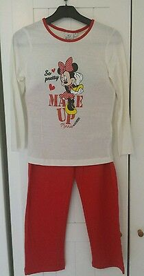 Girls Minnie Mouse pyjamas for 5-6 years