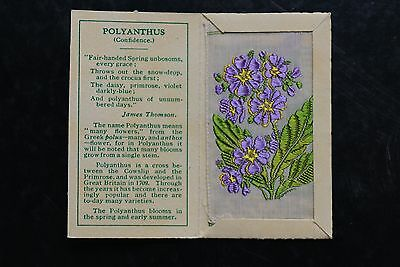 Kensitas Flowers,silk, Number 44,from A Set Of 60,issued 1934, Vgc