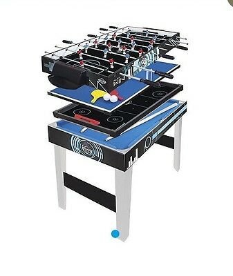 3ft 4 in 1 Multi Games Table