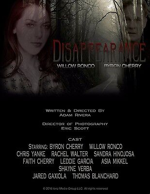 "Dukes of Hazzards Star Sells  #05 of 50 Signed ""Disappearance"" The Series 2017"