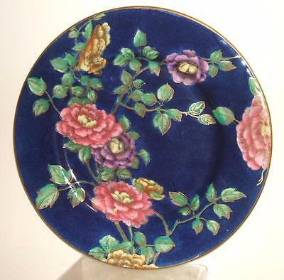MALING 1930's LUSTRE PEONY CHARGER RACK PLATE