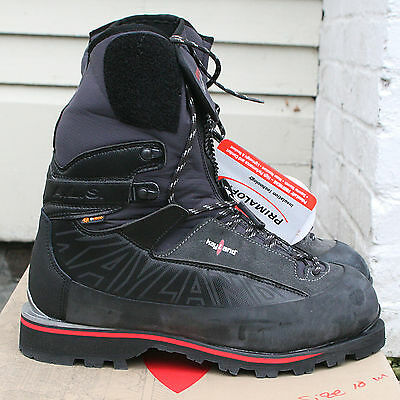 REDUCED - KAYLAND HYPER TRACTION Mountaineering Ice Climbing Boots Size 10