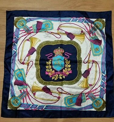 Beautiful vintage patterned scarf