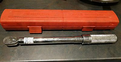 snap on torque wrench 3/8 20-100nm calibrated QD2RN100