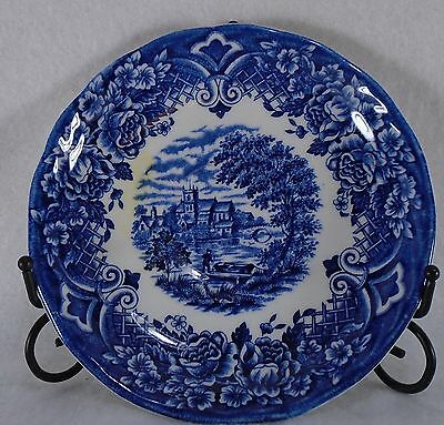 Grindley - Homeland Blue - Saucer only no Cup