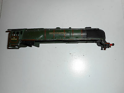 Hornby Dublo Duchess 3 rail B.R type locomotive body only or spares repiars