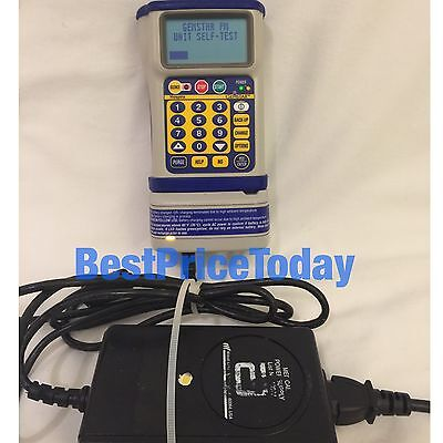 HOSPIRA GEMSTAR ABBOTT EPIDURAL INFUSION BLUE PCA PUMP POWER SUPPLY Battery Pack