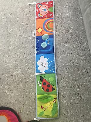 Taf Toys Fabric Baby Book