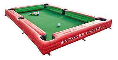 Inflatable Snooker Football