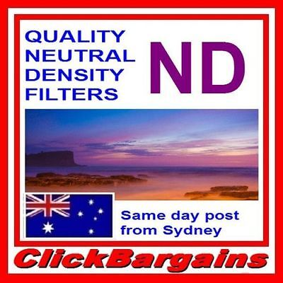 ND4 ND8 ND1000 ND2-400 (Fader) NEUTRAL DENSITY CAMERA LENS FILTER ND 2 4 8 1000