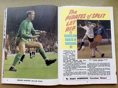 The Topical Times FOOTBALL BOOK ~ 1968 to 1969