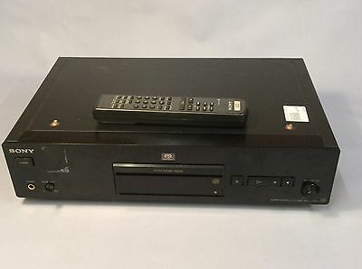 SONY SCD-XB940 QS SUPER AUDIO CD PLAYER WITH REMOTE CONTROL Ship Worldwide