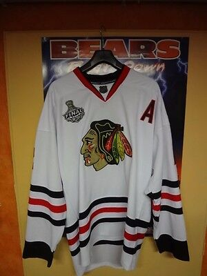 Keith # 2 NHL Jersey Chicago Blackhawks  Stanley Cup Final 2010  -  Size 52 (xl)