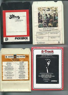 John Lee Hooker/never Get Out Of These Blues Alive-  8 Track Tape -Grt Records
