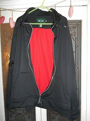 Classic Mini 40Th Black Jacket Size Xl