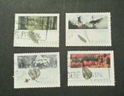 Canada 1990 forests used set