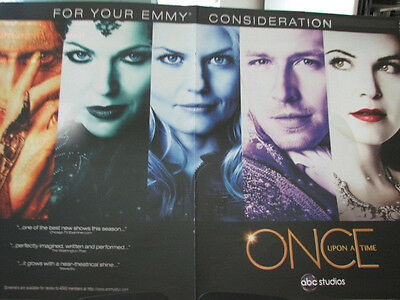 Once Upon a Time 2 page  Emmy Ad   b