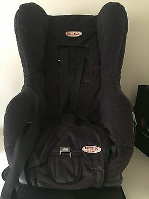 Car Seat - Compact Deluxe By safe N Sound