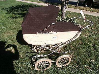 Vintage  Perego  Stroller Carriage Baby Buggy