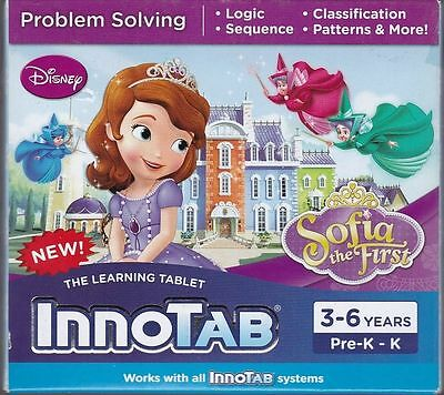 VTech - InnoTab Sofia the First Game  Brand New